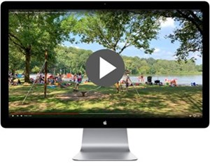 Impression Mobilheim Family XL - Camping Borken am See